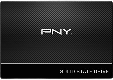 PNY - SSD7CS900-240-RB - Computer Hardware
