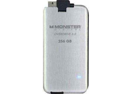 Monster - SSDOU-0256-A - External Hard Drives