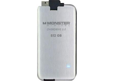 Monster - SSDOU-0512-A - External Hard Drives