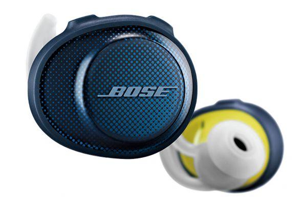 Bose SoundSport Free Wireless Midnight Blue In-Ear Headphones - 774373-0020