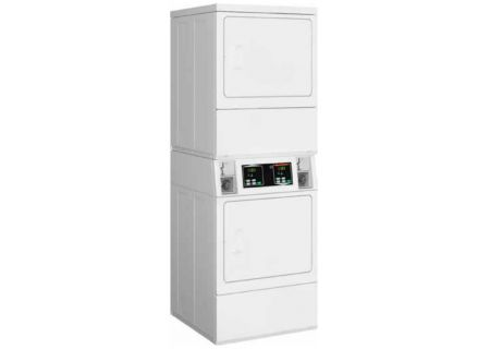 Speed Queen - SSGBCAGS111TW01 - Stacked Washer Dryer Units