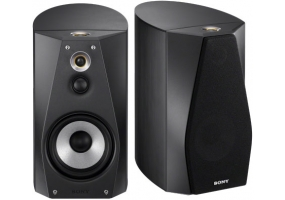 Sony - SS-HA1/B - Bookshelf Speakers