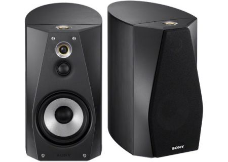 Sony - SS-HA1/B - Bookshelf Speakers