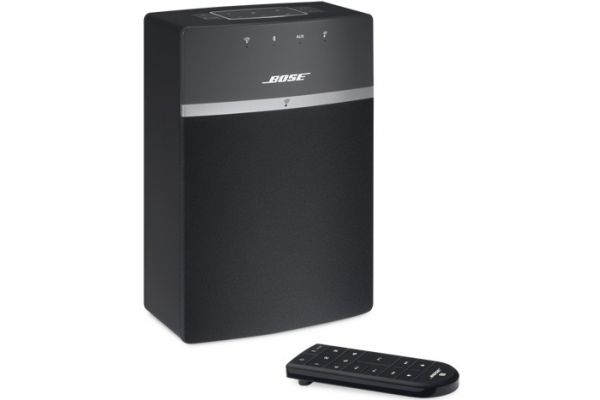 Bose SoundTouch 10 Series Wireless Music System - Black - 731396-1100