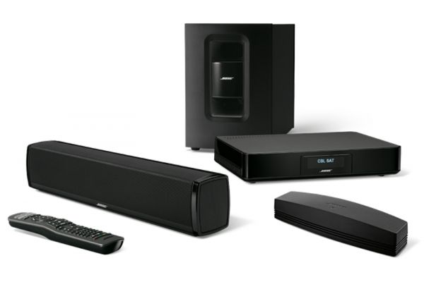 Bose SoundTouch 120 Home Theater Speaker System - 738478-1100