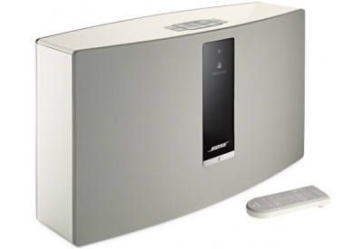 Bose SoundTouch 30 Series III Wireless Music System - White - 738102-1200