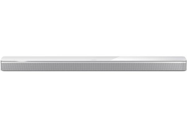 Bose Arctic White Soundbar 700 With Amazon Alexa and Google Assistant - 795347-1200