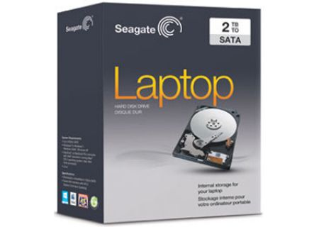 Seagate Laptop Thin HDD 2TB Internal Hard Drive - STBD2000102