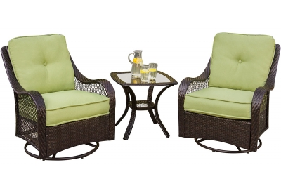 Keystone - STCHARLES3PCSW - Patio Furniture
