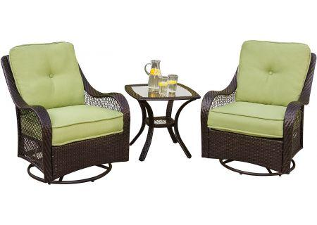 Bertazzoni - STCHARLES3PCSW - Patio Seating Sets