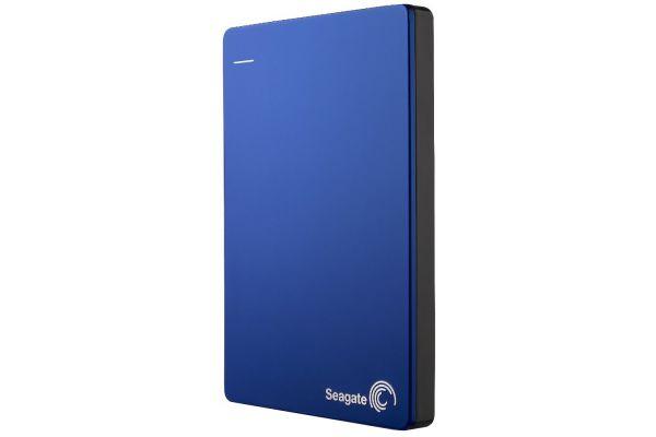 Seagate Backup Plus Slim 2TB Blue Portable Hard Drive  - STDR2000102