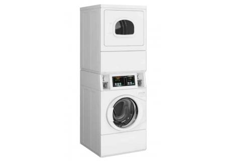 Speed Queen - STEBYASP173TW01 - Stacked Washer Dryer Units