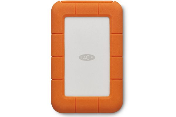 Large image of LaCie 2TB Rugged Secure USB-C Portable Hard Drive - STFR2000403
