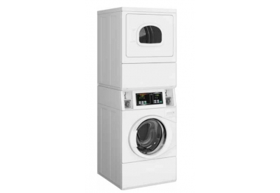 Speed Queen - STGBCASP113TW01 - Stacked Washer Dryer Units