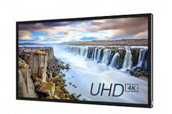 "Large image of Seura 55"" Storm Ultra Bright Black 4K UHD Outdoor TV - STM3-55-U"