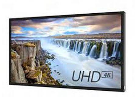 "Seura 86"" Storm Ultra Bright Black 4K UHD Outdoor TV - STM3-86-U"