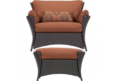 Hanover - STRATHALLURE2PC - Patio Furniture