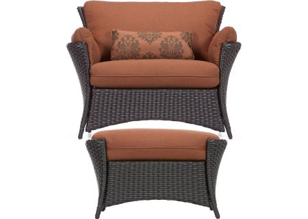 Hanover - STRATHALLURE2PC - Patio Seating Sets