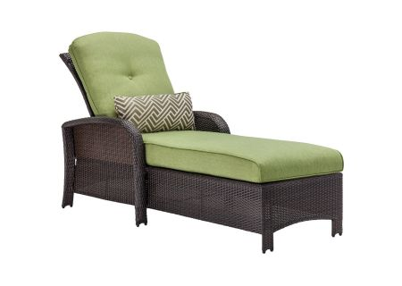 Hanover Strathmere Outdoor Luxury Chaise  - STRATHCHS