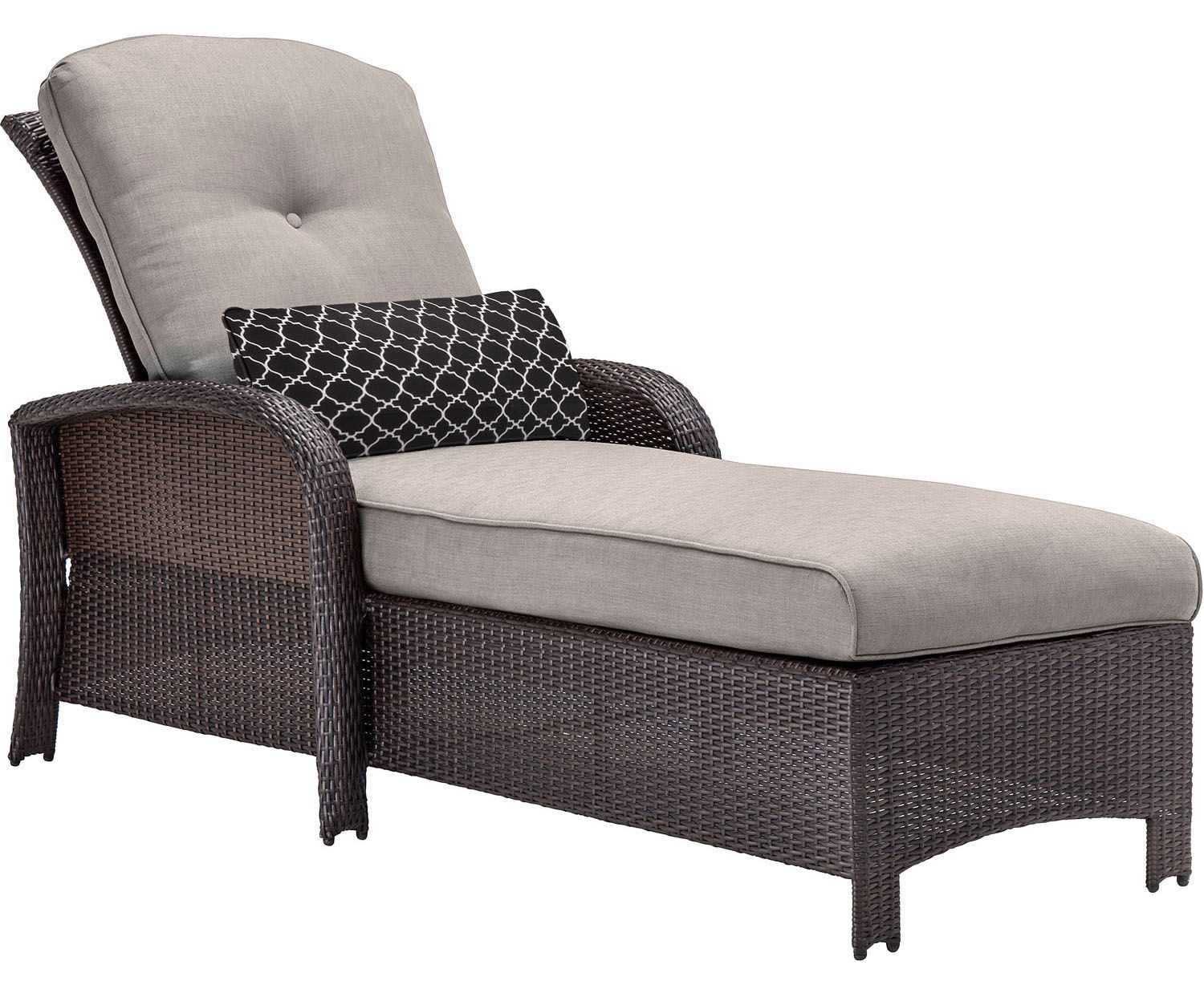 Anover Strathmere Chaise Lounge Chair Strathchsslv