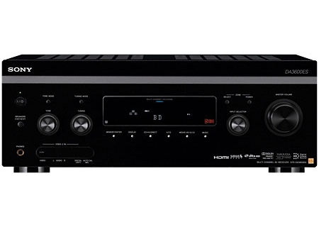 Sony - STR-DA3600ES - Audio Receivers