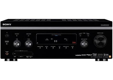 Sony - STR-DA4600ES - Audio Receivers