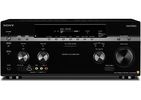 Sony - STR-DA5700ES - Audio Receivers