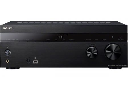 Sony - STR-DH540 - Audio Receivers