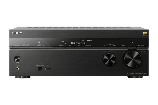 Sony Black 7.2 Channel 4K Home Theater AV Receiver - STR-DN1080