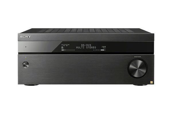 Large image of Sony ES 7.2 Channel Black 4K AV Receiver - STRZA1100ES