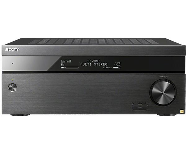 Sony Es 7 2 Channel Black 4k Av Receiver Str Za2100es