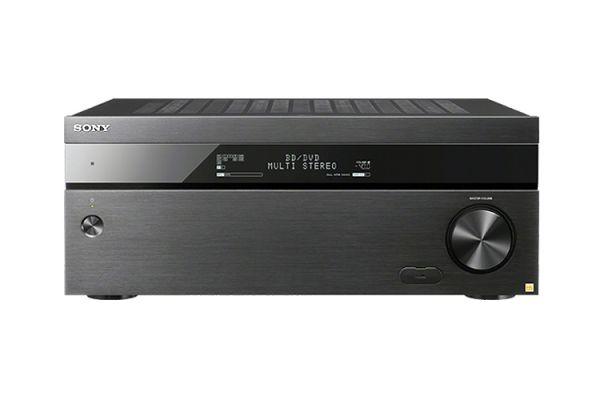 Large image of Sony ES 7.2 Channel Black 4K AV Receiver - STRZA2100ES