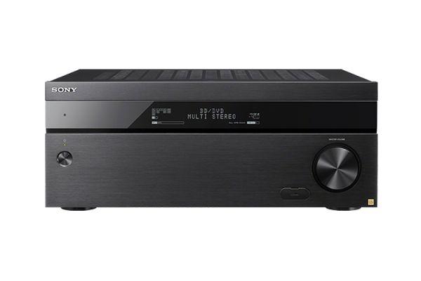 Large image of Sony ES 7.2 Channel Black 4K AV Receiver - STRZA3100ES