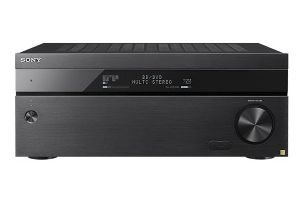Large image of Sony Black 9.2 Channel 4K Home Theater A/V Receiver - STRZA5000ES