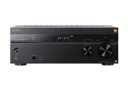 Sony ES 7.2 Channel Black 4K Network AV Receiver - STR-ZA810ES