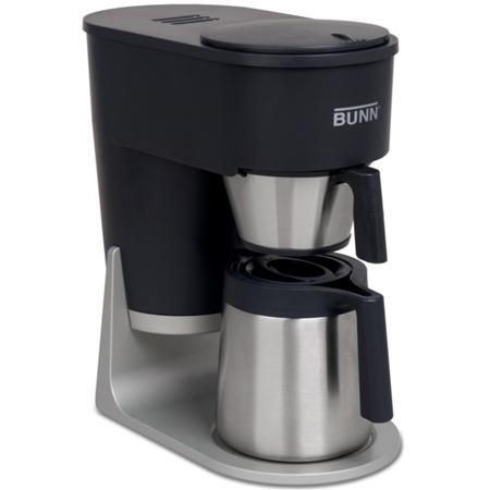 Bunn Coffee Maker Website : Bunn Velocity Brew 10 Cup Graphite Black Coffee Brewer - STX - Abt