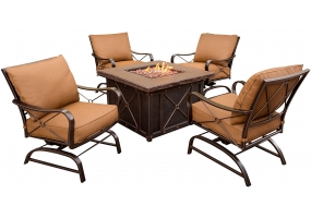 Hanover - SUMMRNGHT5PC - Patio Sets