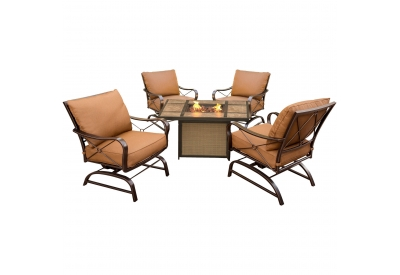 Hanover - SUMMRNGHTTILE - Patio Furniture