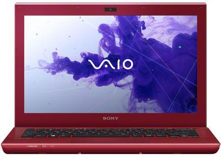 Sony - SVS13122CXR - Laptops & Notebook Computers
