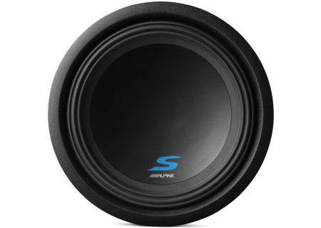 Alpine - S-W12D4 - Car Subwoofers