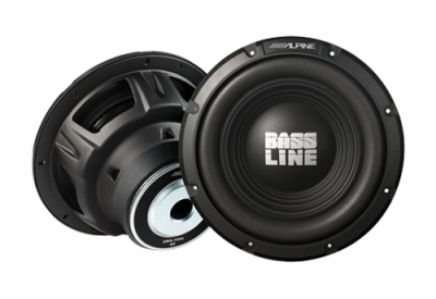 Alpine - SWA-10S4 - Car Subwoofers