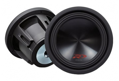 Alpine - SWR-12D4 - Car Subwoofers