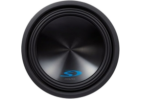Alpine - SWS-15D2 - Car Subwoofers