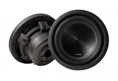 Alpine - SWT-10S2 - Car Subwoofers