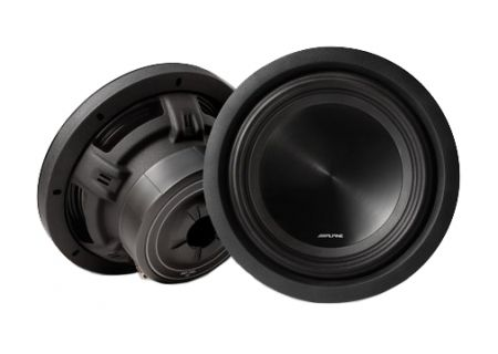 Alpine - SWT-10S4 - Car Subwoofers