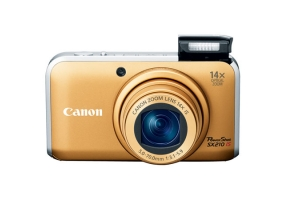 Canon - SX210 IS - Digital Cameras