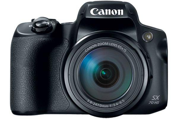 Canon PowerShot SX70 HS Black 20.3 Megapixel Digital Camera - 3071C001