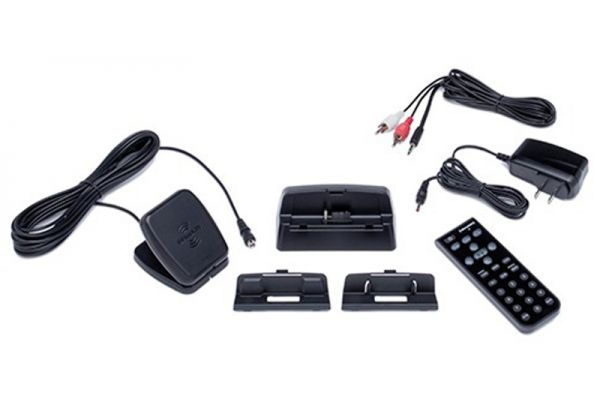 Large image of Audiovox Black Dock And Play Home Kit - AVXSXDH3