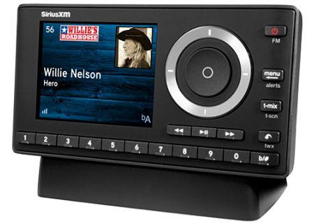 SiriusXM Black Onyx Plus With Home Kit Satellite Radio - SXPL1H1
