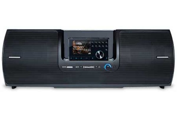 Large image of Audiovox SiriusXM Black Portable Speaker Dock - SXSD2